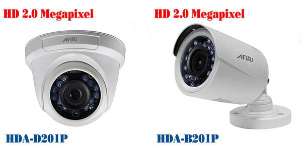 Camera HD-TVI AFIRI 1.0 MP