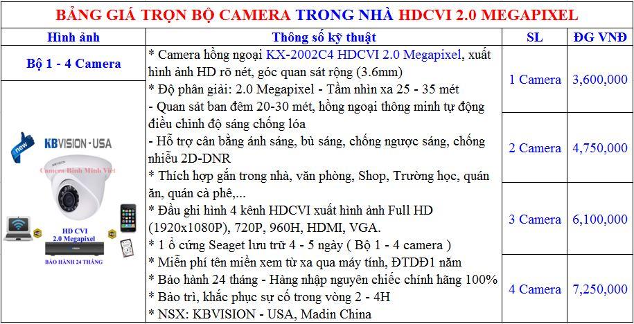 camera hóc môn giá rẻ