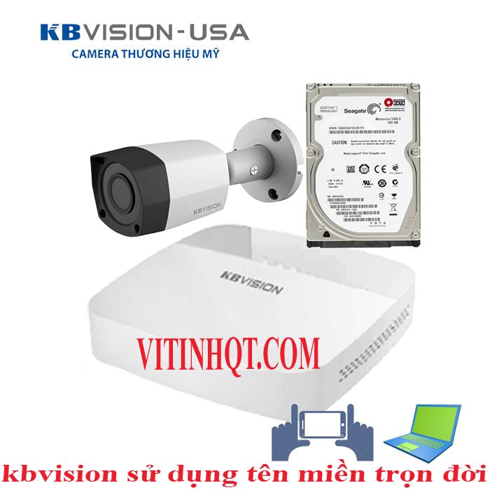 camera kbvision Bình chánh